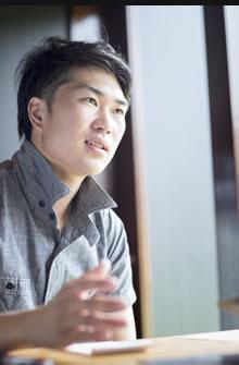 有限会社協同ファーム 販売部ディレクター 川上健太